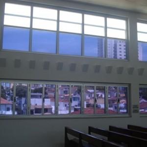 A. Brasil - janela Anti ruído
